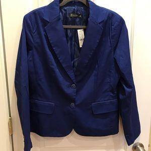 Beautiful blue blazer!!